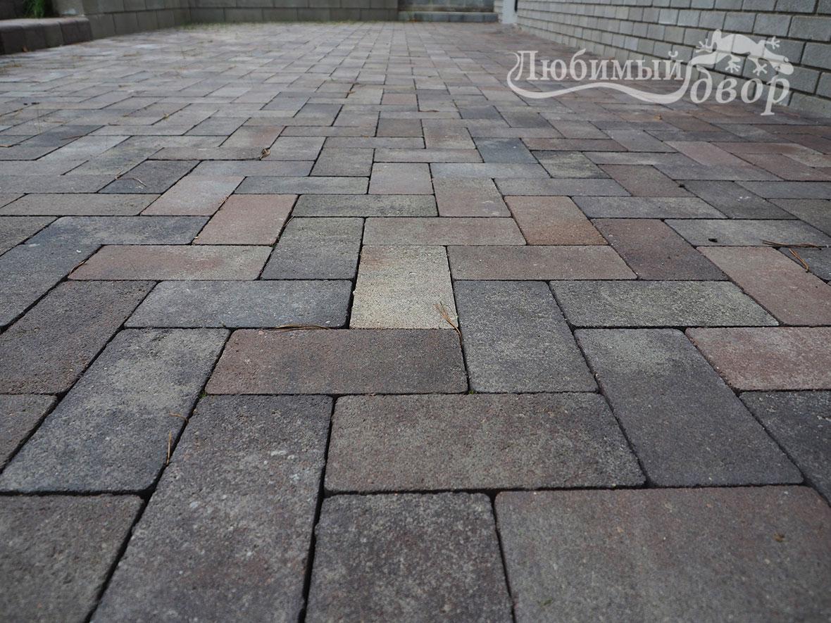 Тротуарная плитка Голландия