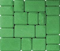 «Старый город» - зеленый
