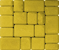 «Старый город» - желтый