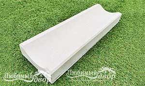 купить желоб бетонный водоотводной