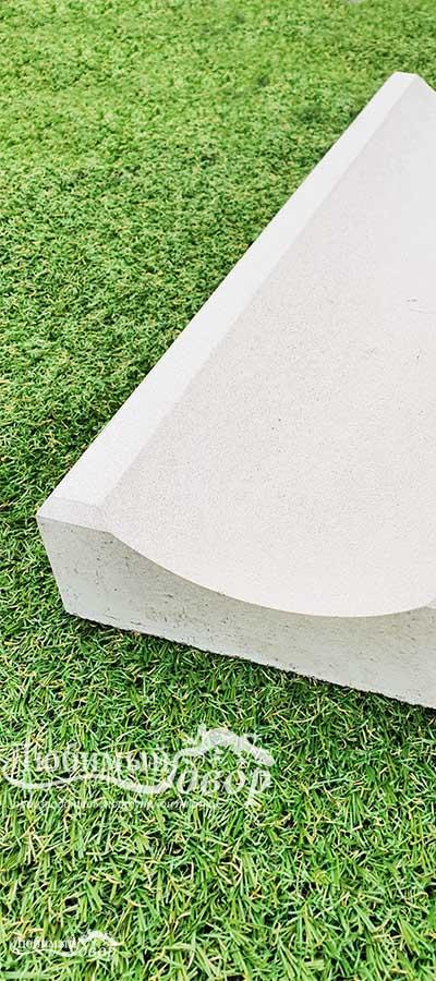 бетонный желоб лоток водоотводный